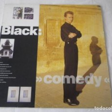 Discos de vinilo: LP BLACK. COMEDY. Lote 235823135