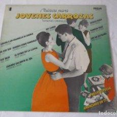 Discos de vinilo: LP MÚSICA PARA JÓVENES CARROZAS. VOL. 1. Lote 235826280