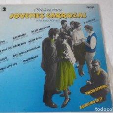 Discos de vinilo: LP MÚSICA PARA JÓVENES CARROZAS. VOL. 2. Lote 235826675