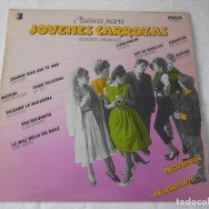 Discos de vinilo: LP MÚSICA PARA JÓVENES CARROZAS. VOL. 3. Lote 235827135