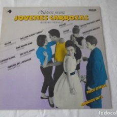 Discos de vinilo: LP MÚSICA PARA JÓVENES CARROZAS. VOL. 4. Lote 235827905