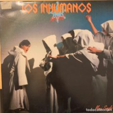 """Discos de vinilo: LOS INUMANOS , 12"""". Lote 235830675"""