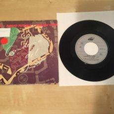 """Discos de vinilo: RADIO FUTURA - CONDENA DEL AMOR - SINGLE 7"""" RADIO PROMO - 1990. Lote 235839430"""
