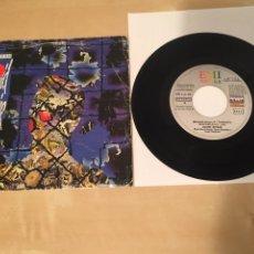 """Discos de vinilo: DAVID BOWIE - BLUE JEAN - SINGLE 7"""" RADIO PROMO - 1984. Lote 235841135"""
