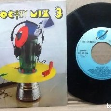 Discos de vinilo: DISC JOCKEY MIX 3 / SINGLE 7 INCH. Lote 235841455