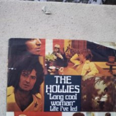 Dischi in vinile: THE HOLLIES - LONG COOL WOMAN. Lote 235842070
