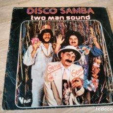 Discos de vinilo: DISCO SAMBA TWO MAND SOUND. Lote 235843480