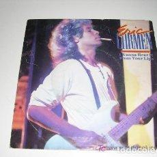 Discos de vinilo: ERIC CARMEN I WANNA HEAR IT FROM YOUR LIPS 1984. Lote 235843670