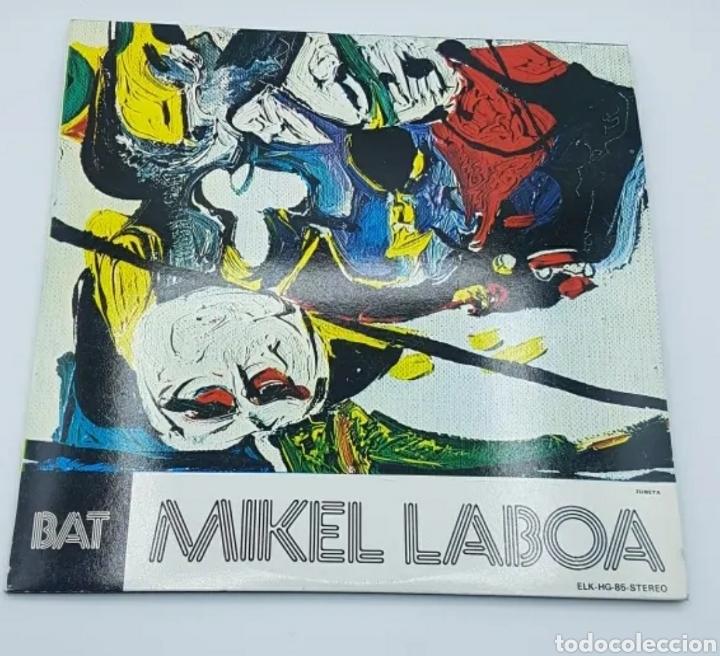 LP VINILO MIKEL LABOA. BAT. HIRU. ELKAR. (Música - Discos - LP Vinilo - Cantautores Extranjeros)