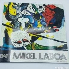 Discos de vinilo: LP VINILO MIKEL LABOA. BAT. HIRU. ELKAR.. Lote 235848055