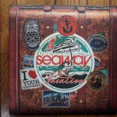 Discos de vinilo: SEAWAY - VACATION. Lote 235854210