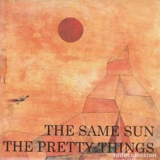 "Discos de vinilo: THE PRETTY THINGS THE SAME SUN (7"") . VINILO EDICIÓN LIMITADA GARAGE PHIL MAY. Lote 235856700"