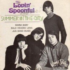 Discos de vinilo: THE LOVIN SPOONFUL - SUMMER IN THE CITY + 3 EP.S. Lote 235859040