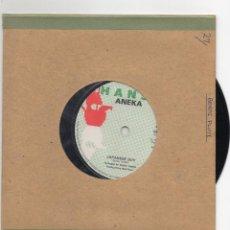 Discos de vinilo: ANEKA - JAPANESE BOY - SINGLE. Lote 235860480