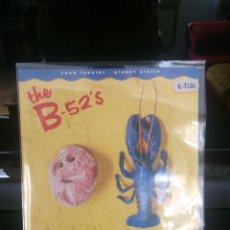 Discos de vinilo: THE B-52'S. SINGLE. ROCK LOBSTER.. Lote 235876400