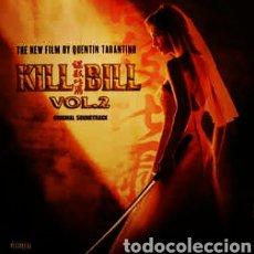 Discos de vinilo: KILL BILL VOL. 2 (ORIGINAL SOUNDTRACK) . LP VINILO PRECINTADO. Lote 235877410