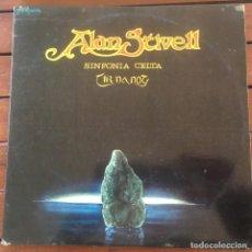 Disques de vinyle: ALAN STIVELL - SINFONÍA CELTA . DOBLE LP . 1980 GUIMBARDA. Lote 235879915