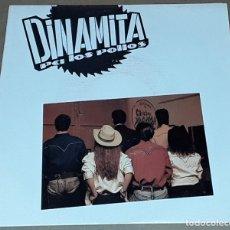 Discos de vinilo: SINGLE - DINAMITA PA LOS POLLOS - VNO EN LA JARRA. Lote 235883335