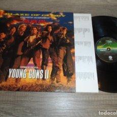 Discos de vinilo: BON JOVI - BLAZE OF GLORY. B.S.O. YOUNG GUNS II. Lote 297347703
