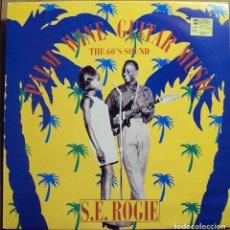 Discos de vinilo: SOLEIMAN E. ROGIE - PALM WINE GUITAR MUSIC - THE SIXTIES SOUND. Lote 235888550