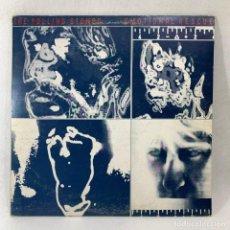 Discos de vinilo: LP - VINILO THE ROLLING STONES - EMOTIONAL RESCUE + PÓSTER GIGANTE - ESPAÑA - 1980. Lote 235889480