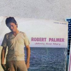 Dischi in vinile: ROBERT PALMER - JOHNNY AND MARY. Lote 235893575