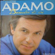 Discos de vinilo: ADAMO CANTA EN ESPAÑOL LP SELLO HISPAVOX EDITADO EN ESPAÑA AÑO 1987.... Lote 235902960
