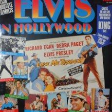 Discos de vinilo: ELVIS PRESLEY LP SELLO RCA EDITADO EN HOLANDA 1980.... Lote 235905725