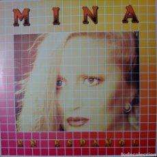 Discos de vinilo: MINA CANTA EN ESPAÑOL LP SELLO ARIOLA EDITADO EN ESPAÑA AÑO 1982.... Lote 235906395