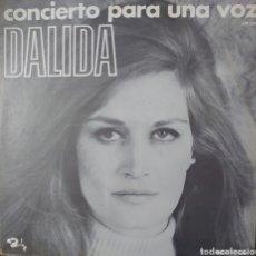 Discos de vinilo: DALIDA LP SE BARCLAY EDITADO EN MÉXICO.... Lote 235911850