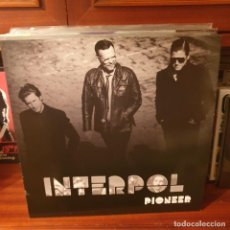 Discos de vinilo: INTERPOL / PIONNER / NOT ON LABEL. Lote 235956340