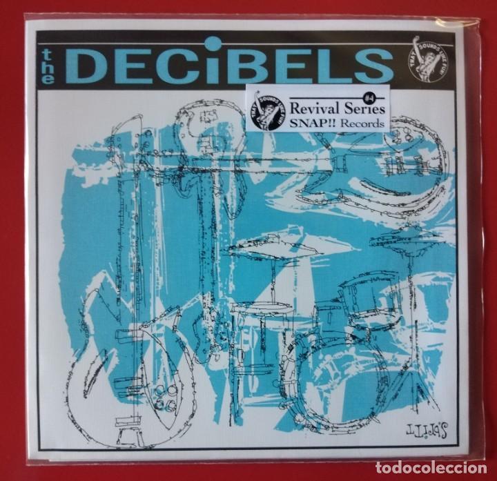 EP THE DECIBELS, THE DECIBELS (Música - Discos de Vinilo - EPs - Pop - Rock Extranjero de los 90 a la actualidad)