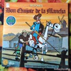 Discos de vinilo: LIQUIDACION LP EN PERFECTO ESTADO - BOTONES_DON QUIJOTE DE LA MANCHA (1979-80). Lote 250270930