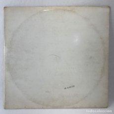 Discos de vinilo: LP - VINILO THE BEATLES - BLANCO - J 062-04.173/74 - ESPAÑA - NUMERADO. Lote 235994525