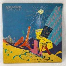 Discos de vinilo: LP - THE ROLLING STONES - STILL LIFE AMERICAN CONCERT 1981 - DOBLE PORTADA + ENCARTE - ESPAÑA - 1982. Lote 236001045