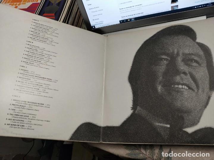 Discos de vinilo: Matt Monro - La Voz De... Matt Monro (2xLP, Comp) Odeon 10 C 176-82045/6. VINILO NUEVO. MINT / VG+ - Foto 2 - 236003935