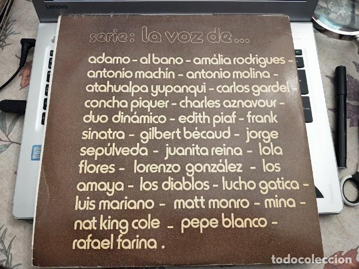 Discos de vinilo: Matt Monro - La Voz De... Matt Monro (2xLP, Comp) Odeon 10 C 176-82045/6. VINILO NUEVO. MINT / VG+ - Foto 3 - 236003935