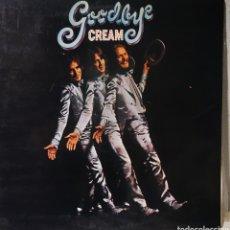 Discos de vinilo: CREAM - GOODBYE - ORIGINAL 1977. Lote 236009700