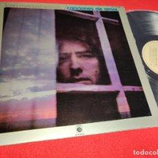 Discos de vinilo: JOAN MANUEL SERRAT CANCIONES DE AMOR LP 1976 NOVOLA EXCELENTE ESTADO PORTADA ABIERTA. Lote 236010505