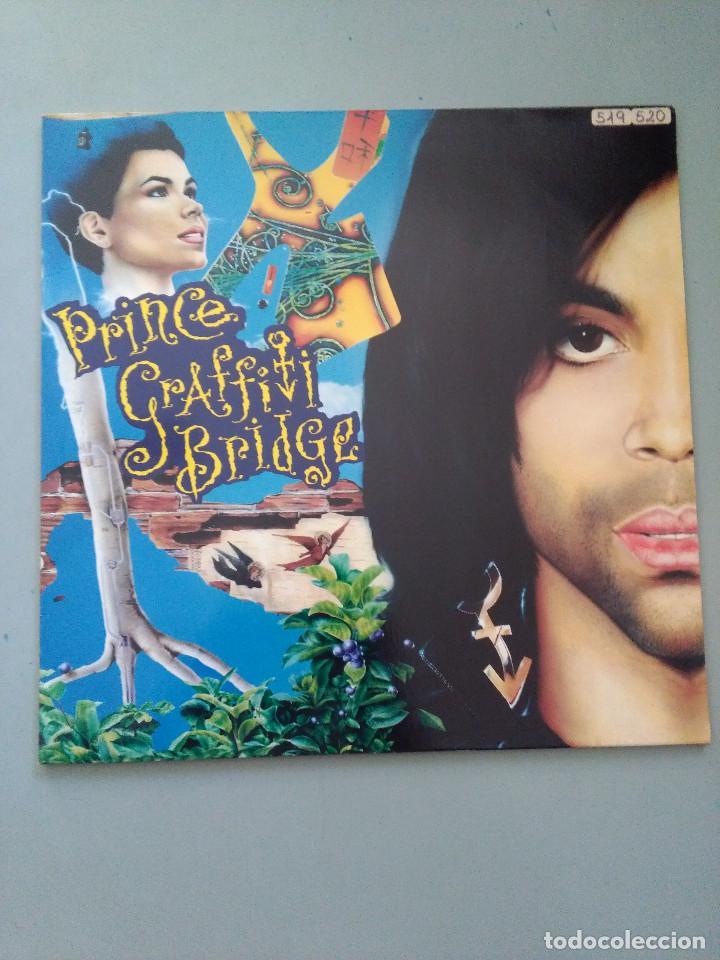 LP DOBLE PRINCE-GRAFFITI BRIDGE (Música - Discos - LP Vinilo - Otros estilos)