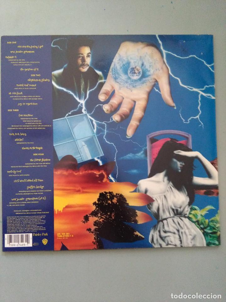 Discos de vinilo: LP DOBLE PRINCE-GRAFFITI BRIDGE - Foto 2 - 253570175