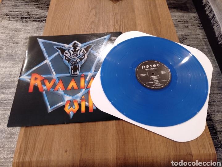 """Discos de vinilo: Running Wild. EP 12"""" """" Victim Of State Power """". Edición Alemana. 1984. Reedición 2014. Vinilo color. - Foto 3 - 236018170"""