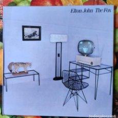 Discos de vinilo: LIQUIDACION LP EN PERFECTO ESTADO - LP_ELTON JOHN_THE FO (1979-80). Lote 236028940