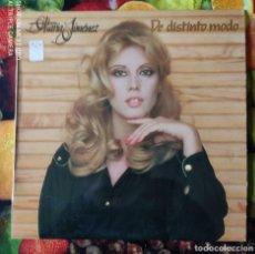 Discos de vinilo: LP_MARIA JIMENEZ_DE DISTINTO MODO I (1979-80). Lote 236030650