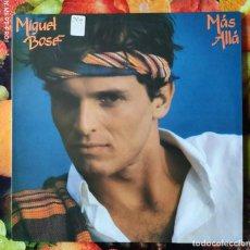 Discos de vinilo: LP_MIGUEL BOSE_MAS ALLA I (1979-80). Lote 236031020