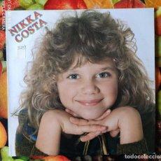 Discos de vinilo: LIQUIDACION LP EN PERFECTO ESTADO - LP_NIKKA COSTA (1979-80). Lote 236031540