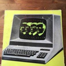 Discos de vinilo: KRAFTWERK COMPUTER WORLD. Lote 236031785