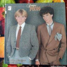 Discos de vinilo: LIQUIDACION LP EN PERFECTO ESTADO - LP_PECOS_SIEMPRE (1979-80). Lote 236032315