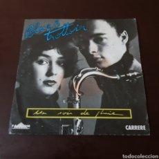 Discos de vinilo: BLUES TROTTOIR - UN SOIR DE PLUIE - LE JOUR SUIVANT 1987 CARRERE. Lote 236032890