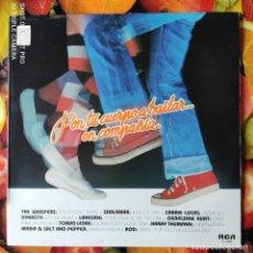 Discos de vinilo: LIQUIDACION LP EN PERFECTO ESTADO - LP_PON TU CUERPO A BAILAR (1979-80). Lote 236032945